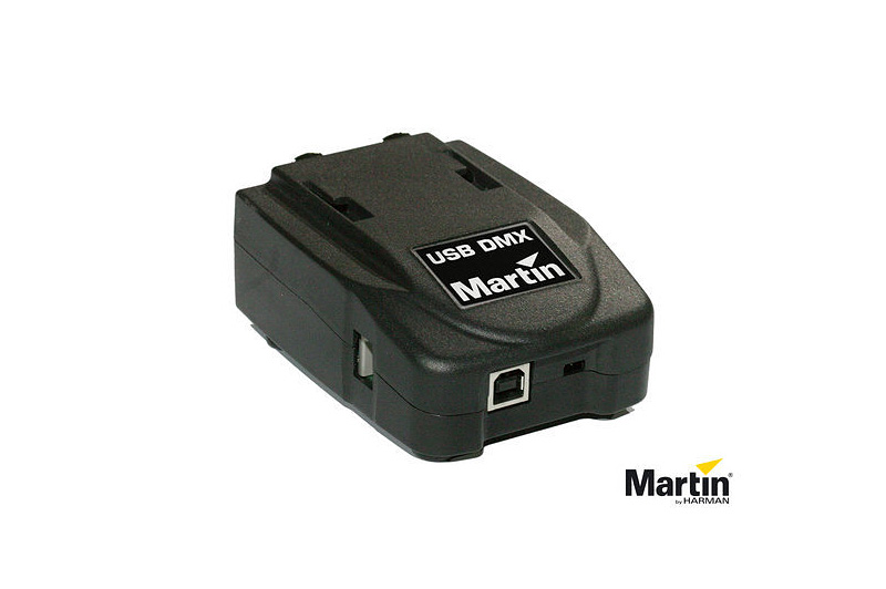 martin-usb-dmx-interface
